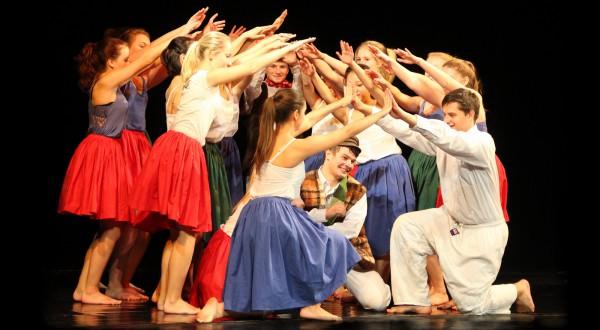 Taneční obor ZUŠ Červený Kostelec