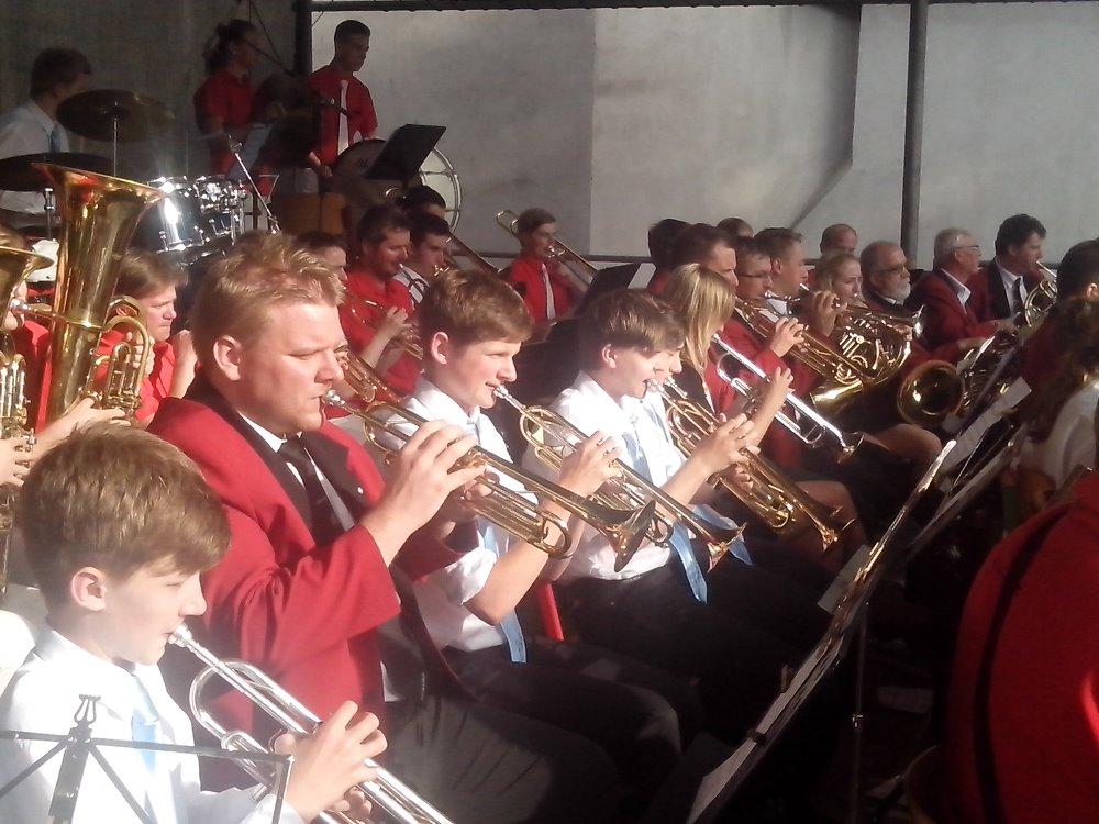 Dechový orchestr mladých