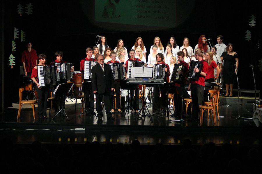 Akordeonový orchestr