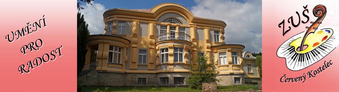 Základní umělecká škola Červený Kostelec