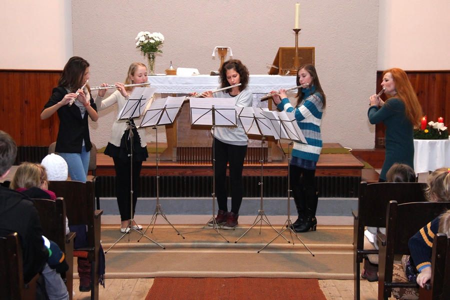 Flétnový kvartet