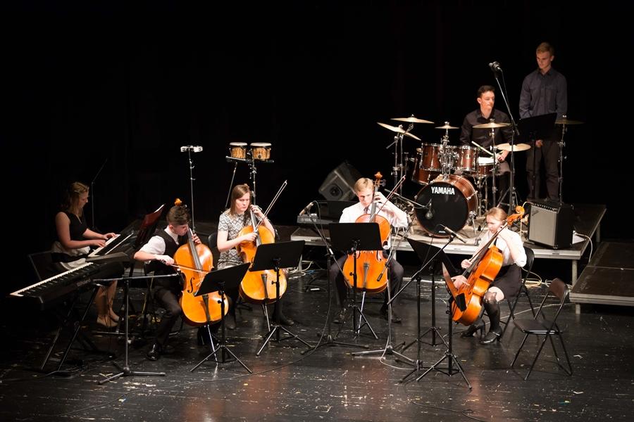 Viollončelový kvartet