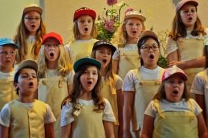 Výroční koncert dětských pěveckých sborů