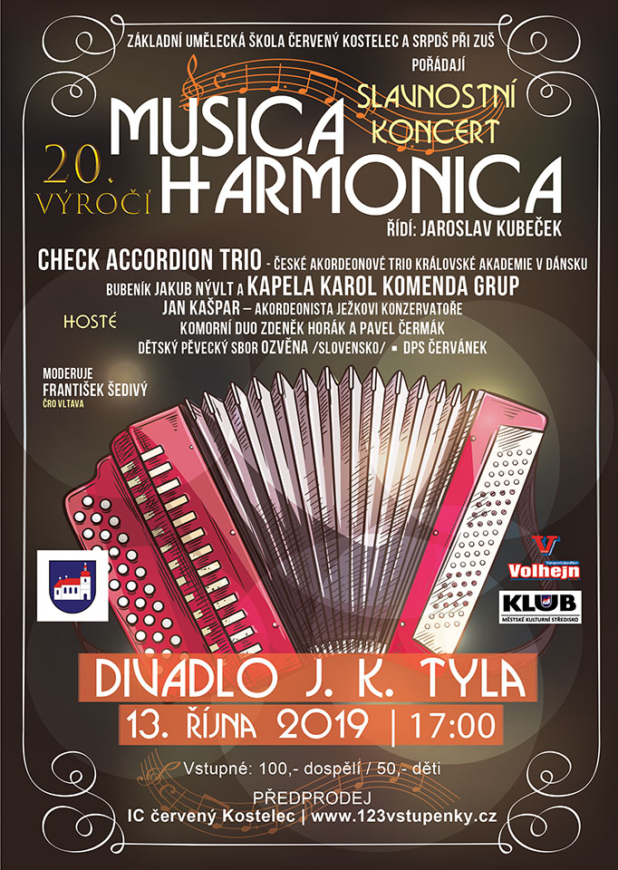 Slavnostní koncert Musica Harmonica